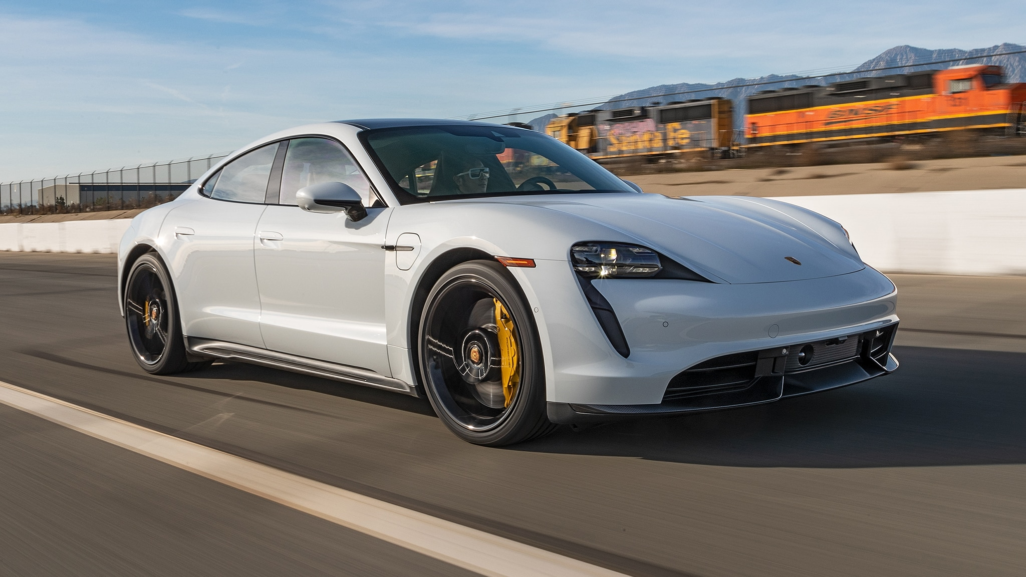 2020 Porsche Taycan Turbo S First Test Review Technology Shout