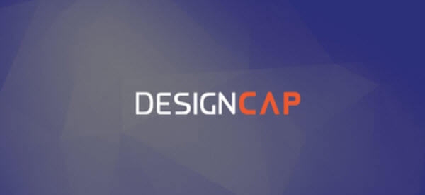 DesignCap Logo Technology Shout