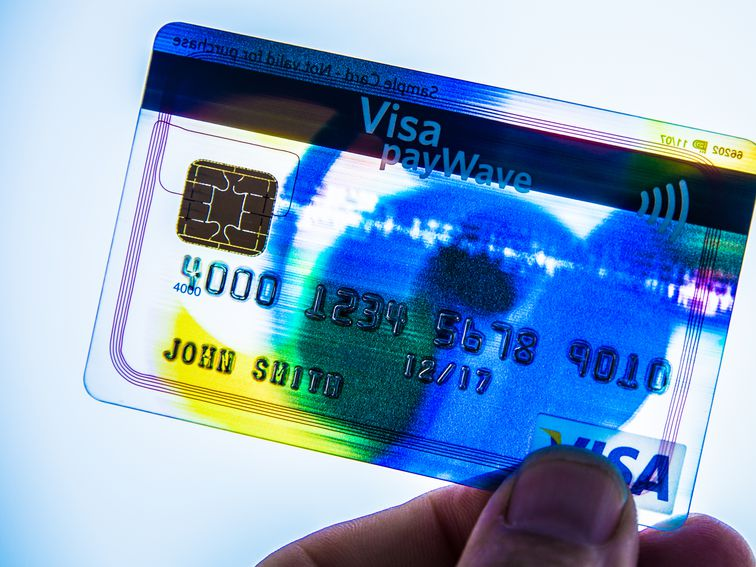 mobile payments visa paywave chip security credit cards 4865