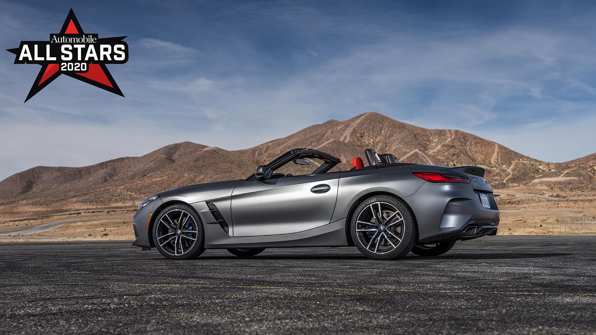 2020 BMW Z4 Release Date