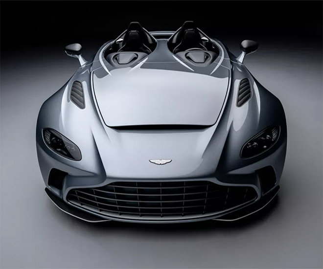 Exclusive Aston Martin V12 Speedster Almost Worth Seven Figures Technology Shout