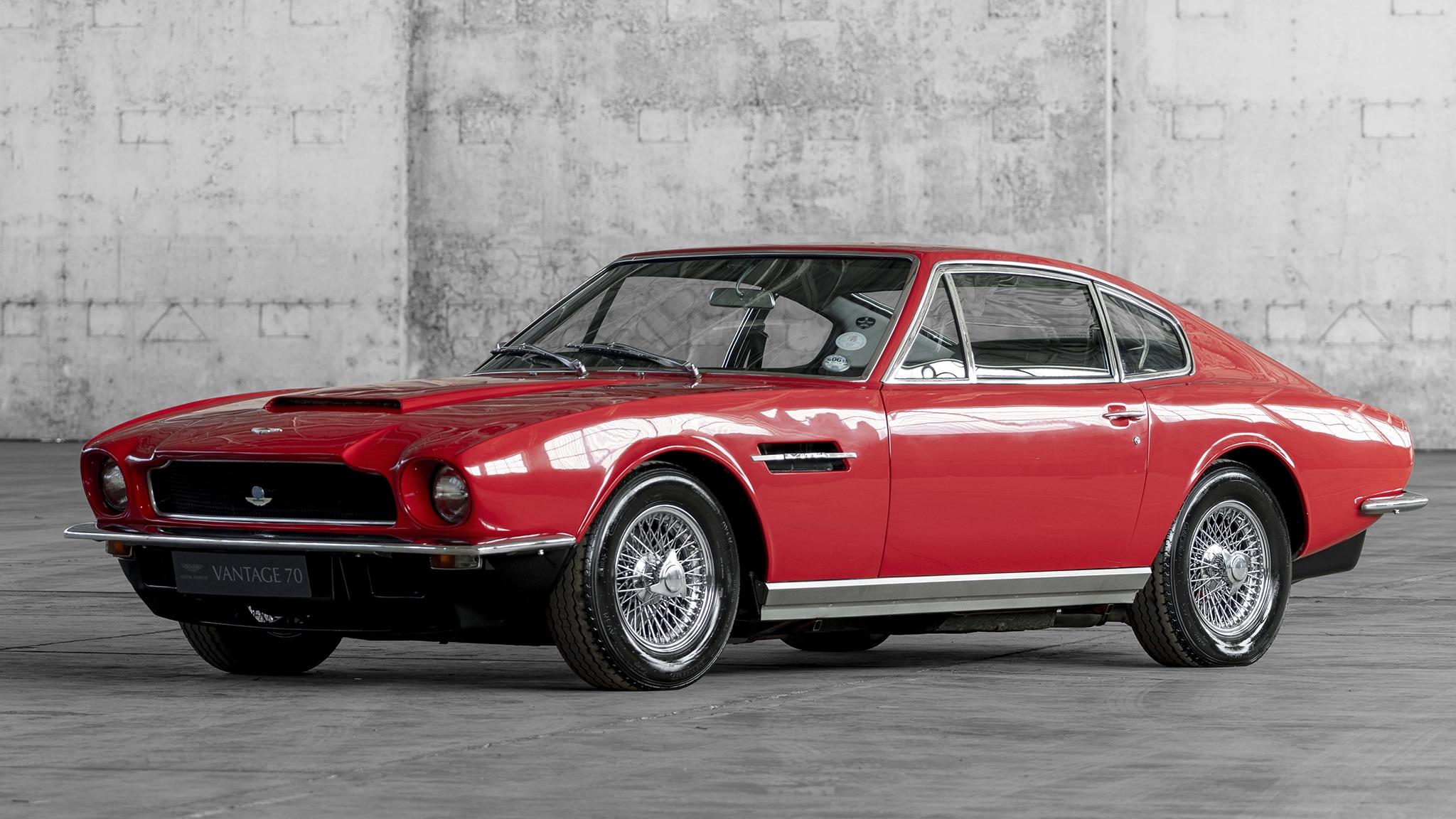 Aston Martin Vantage History Buying Tips Photos Etc Technology Shout