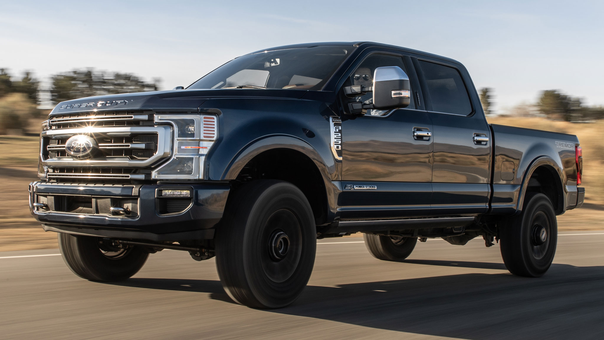 2020 Ford F250 Diesel Rumored Announced Spesification