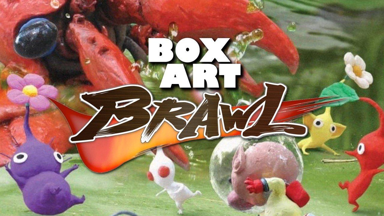 Vote Box Art Brawl 42 Pikmin 2 Technology Shout