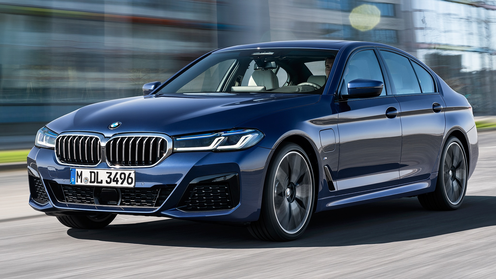 2021 Bmw 5 Series Adds New Nose Mild Hybrid Technology Shout