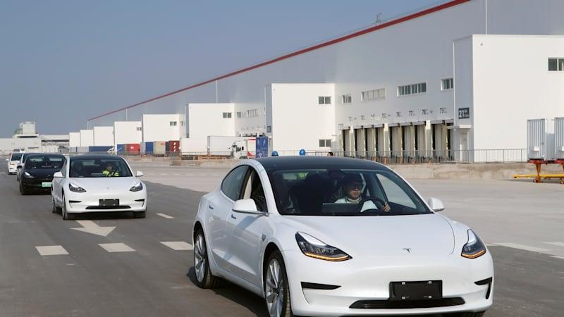 Tesla lowers China Model 3 price by 10% to enjoy ...