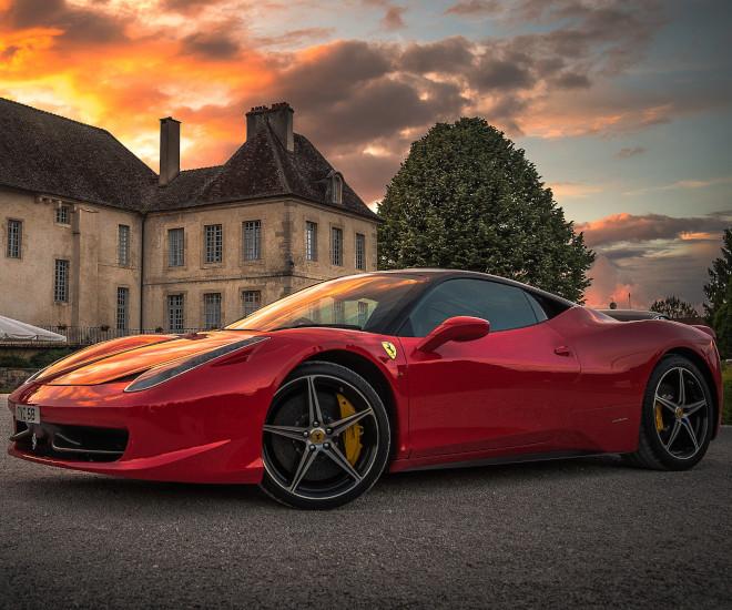 Ferrari sales and other Luxury Cars beat Estimates as Global Car sales plummet