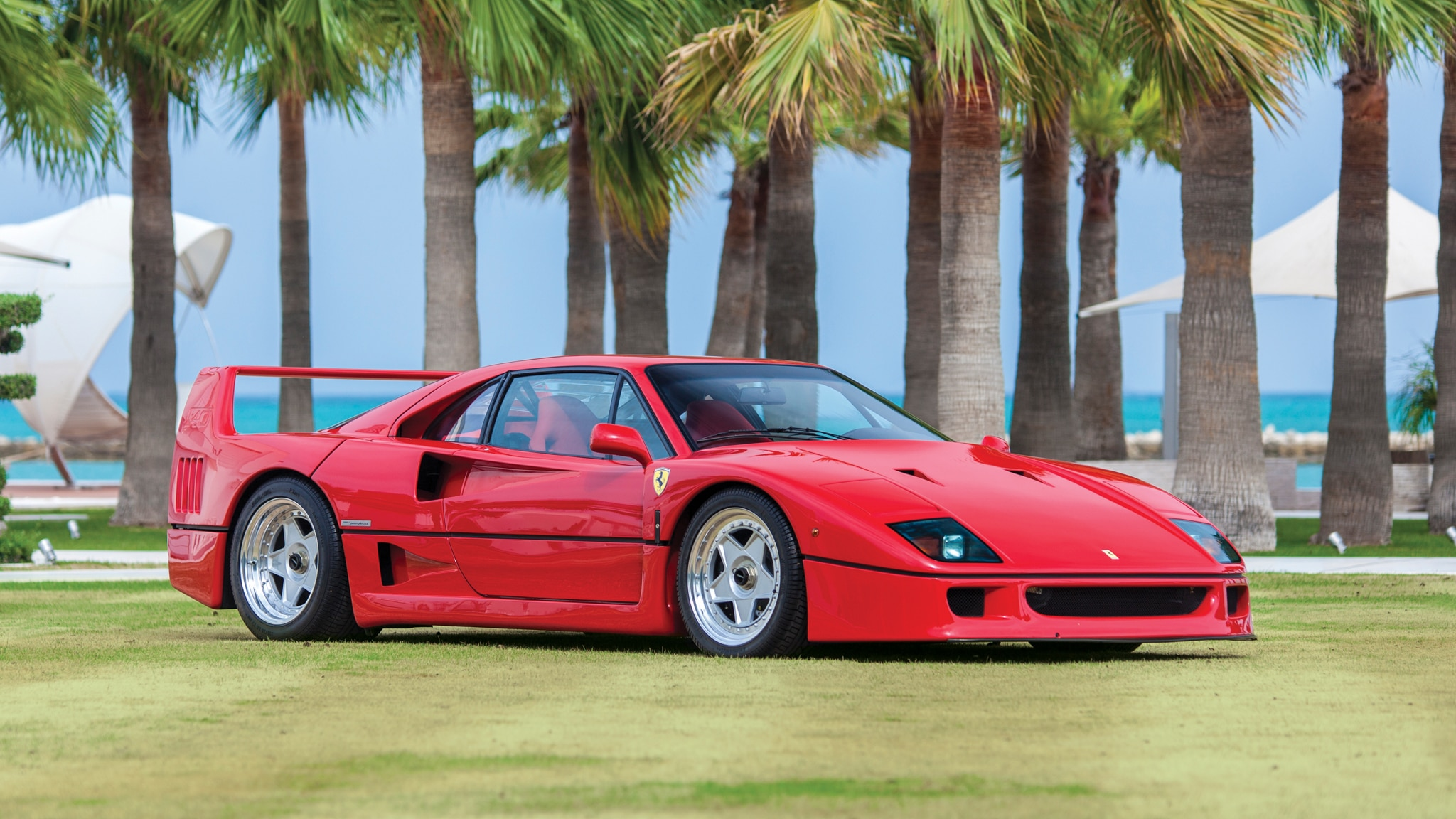 Ferrari F40 History And Specifications Of The Legendary Supercar Automotive Magazine Technology Shout