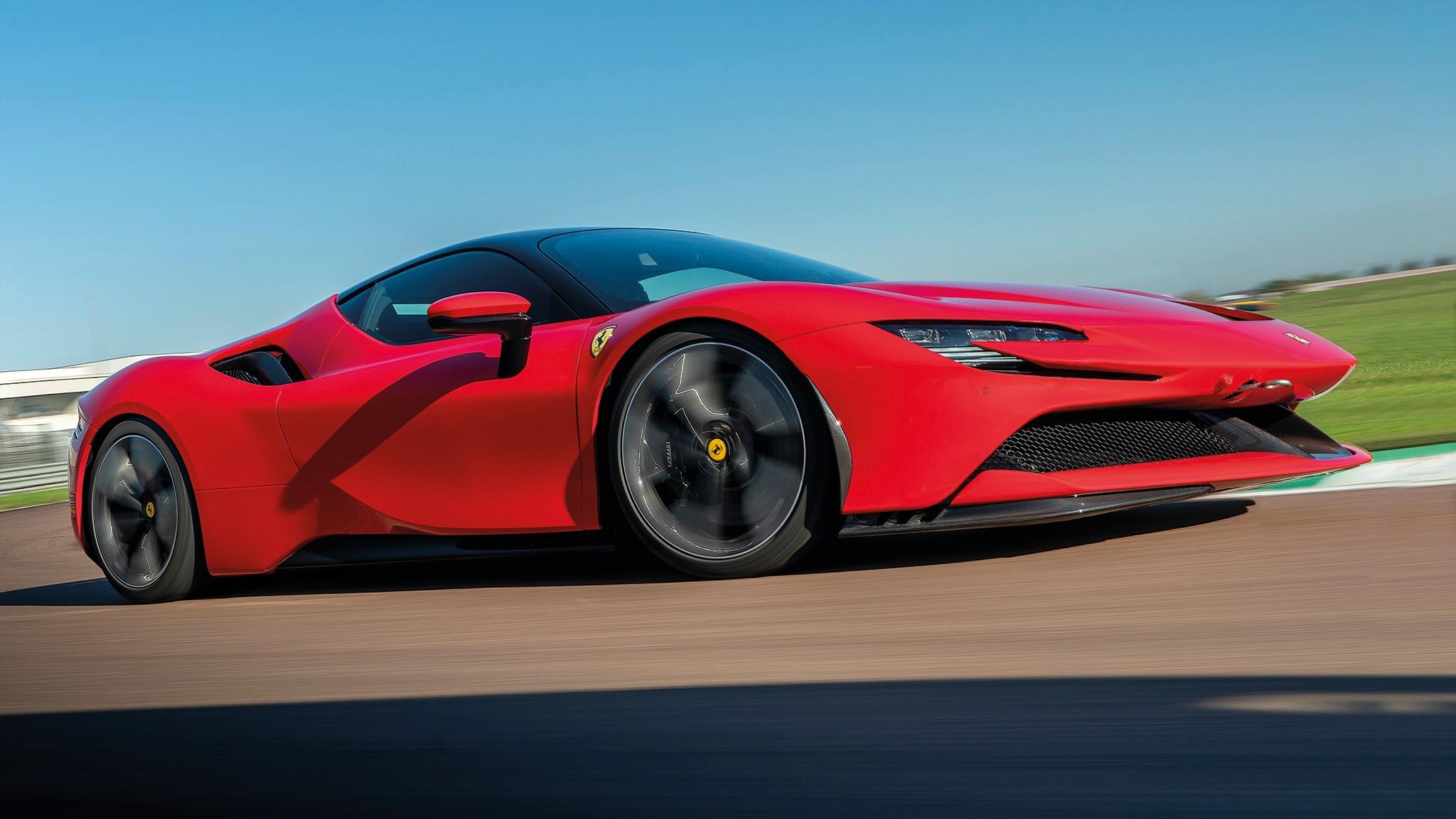 SF90 Stradale @Ferrari SpA 2
