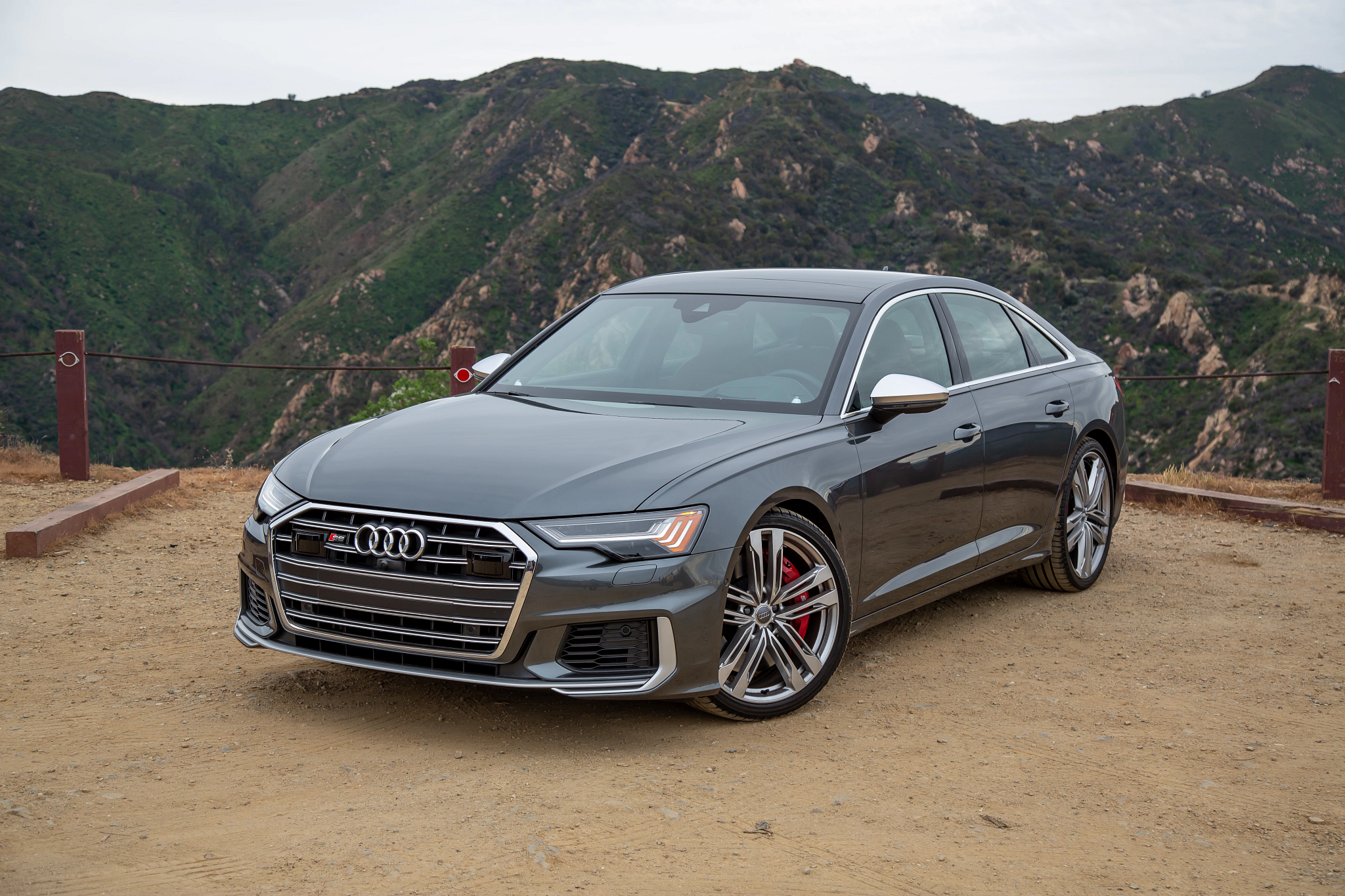2021 Audi S6 Performance and New Engine