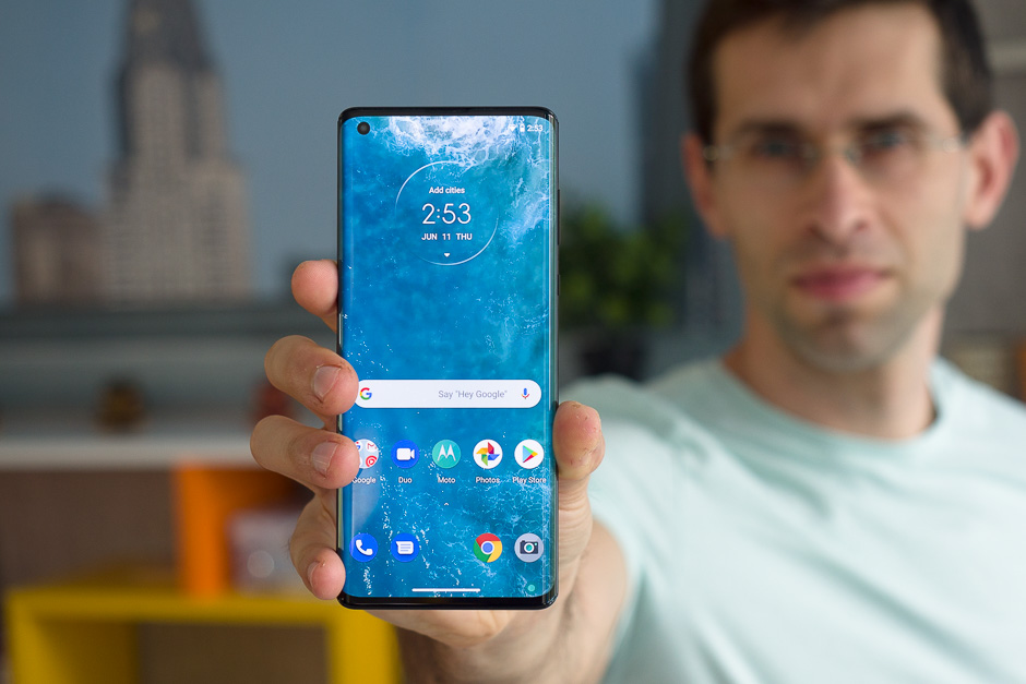 Motorola Edge Plus Review Surprise of the year