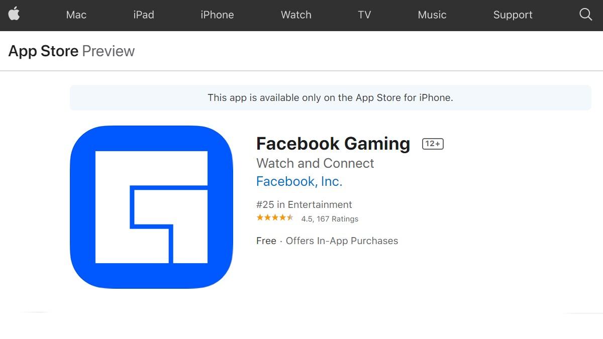 facebook gaming ios 1596891848647