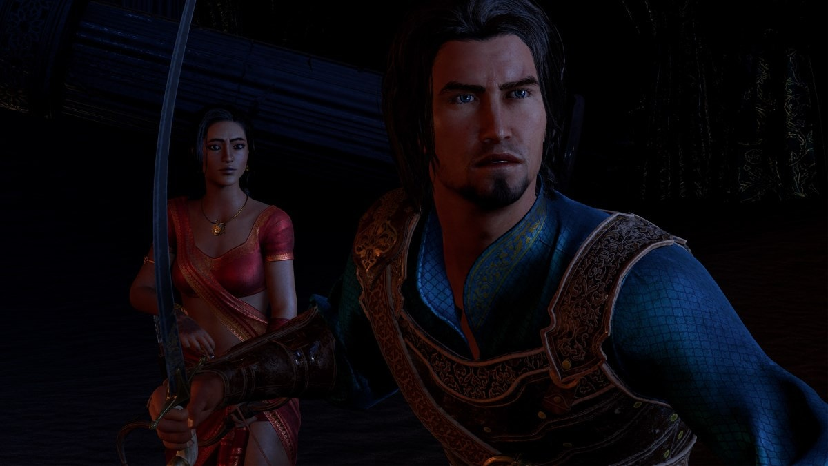 Image result for prince of persia sands of time remake